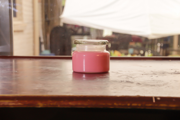 Wendy's Jars - Medium Apothacary Red