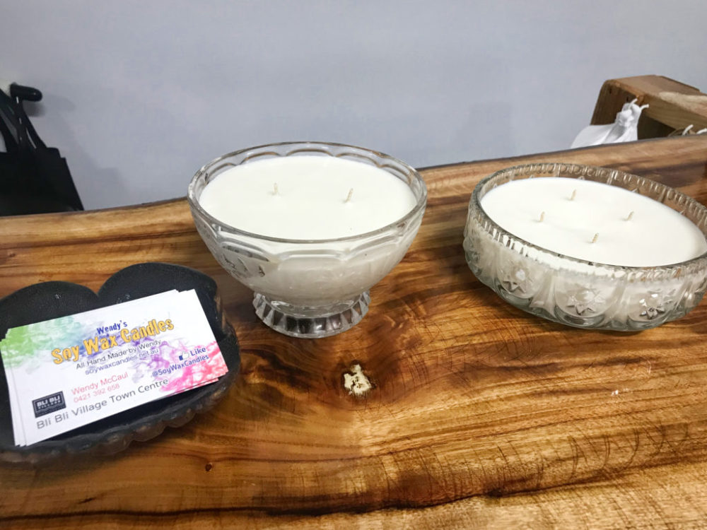 Wendy's Soy Wax Candles Refill Your Containers