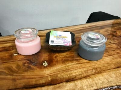 Wendy's Soy Wax Candles Medium Apothecary Jar
